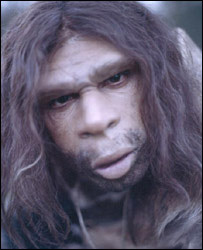 Some domainers link directly back to Neanderthals in terms of comprehending humor and parody.