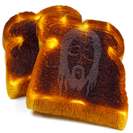 'Jesus Toast' eBay Auction Canceled