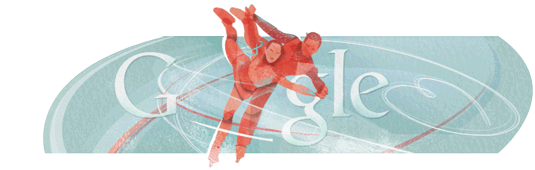 Google stuck with Winter Olympics logo for good!