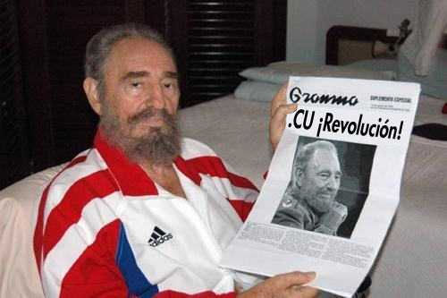 Fidel Castro: I have Grand Plans for the Cuban TLD .CU