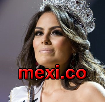 Miss Universe Jimena Navarrete acquires Mexi.co domain