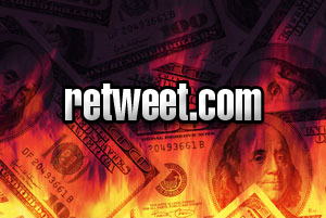 Did the Retweet.com buyer blow $250,000 ?