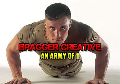 Army hires Bragger Creative to rebrand campaign
