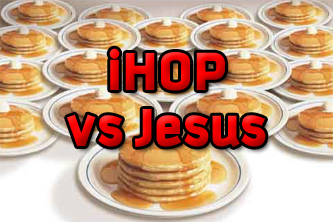 IHOP sues Missouri Church: Pancakes versus Eucharist