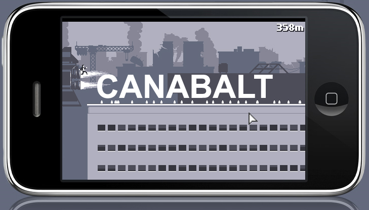 Canabalt goes Open Source - Gamers and Developers rejoice