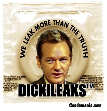 Condomania registers DickiLeaks.com - New condom brand emerges!