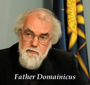 The domain end is near, says Father Domainicus.