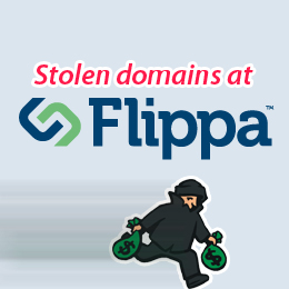 Success: Listed on Flippa, another Stolen Domain is returned to its rightful owner!