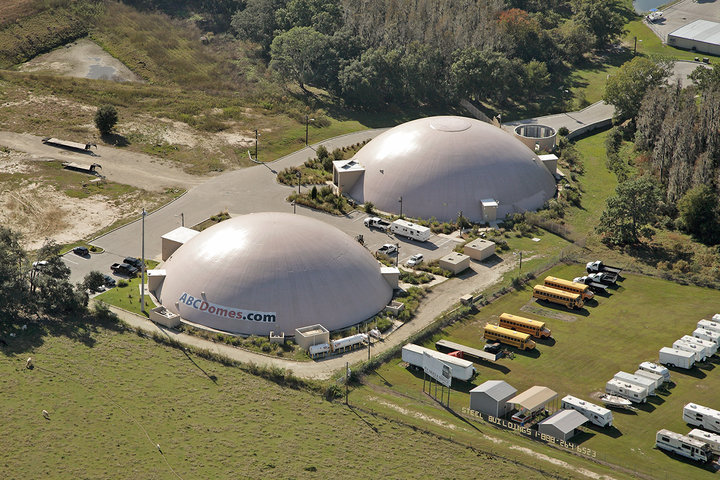 Biggest 'boobs' in Florida: ABCDomes.com