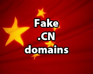 Chinese domain registry recalls Fake Domains