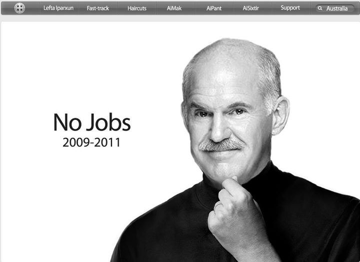 Funny Friday: The Steve Jobs legacy