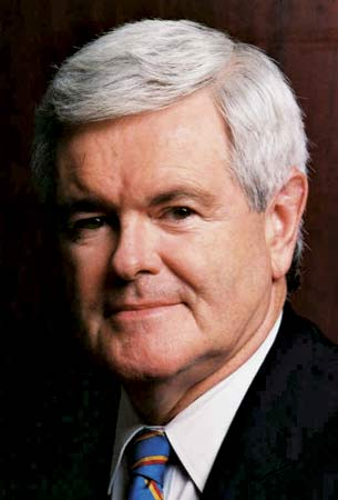 Time for Newt: Gingrich launches new web site