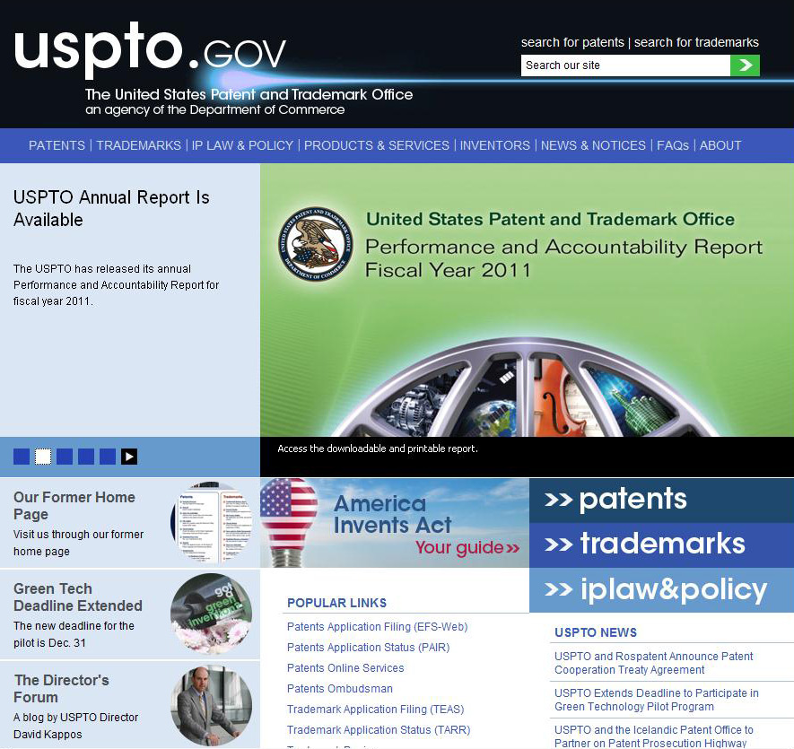 Want a gTLD? Stay away from the USPTO