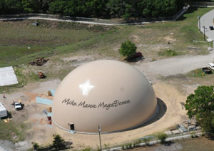 Domain Megadome is being built to host Mike Mann's domains!