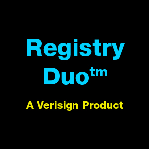 Registry Duo (tm): Double-register your domains - New feature from Verisign