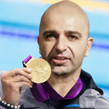 Ammar Kubba's Olympic challenge: Been there, done that, Frank!
