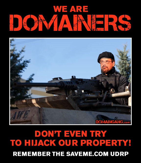 We are Domainers! Featuring Rick Schwartz.