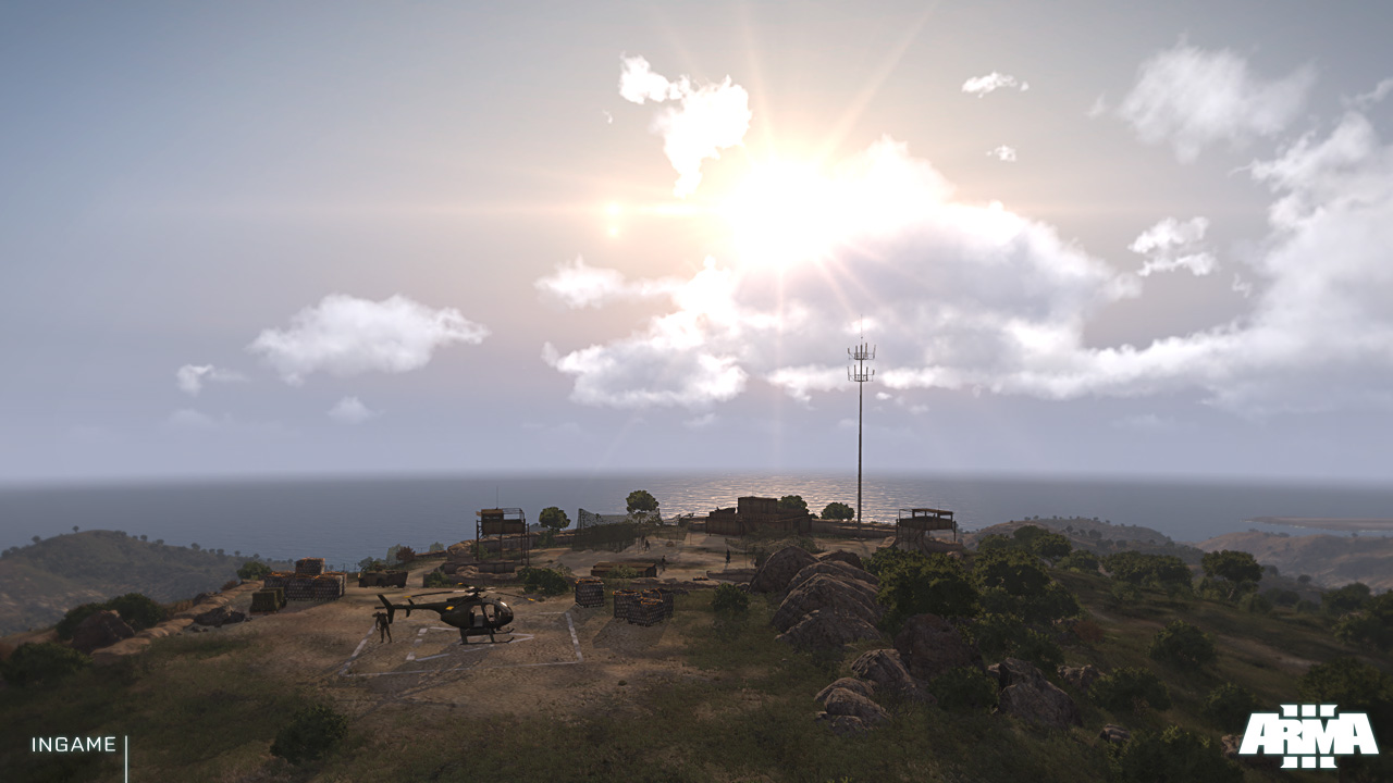 Arma 3: Video game developers caught spying in Greece
