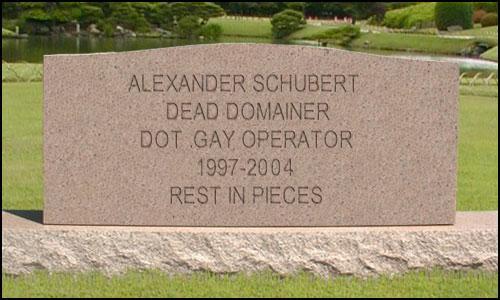 Alexander Schubert 1997-2004