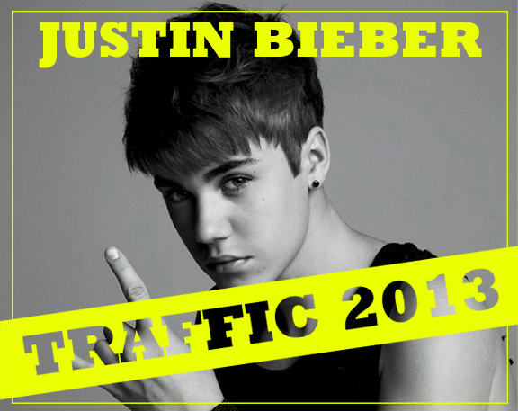 Be a Belieber! TRAFFIC 2013 ups the ante over Webfest!