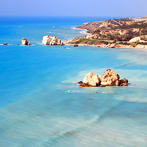 Cypriot islet of Villos, a tourist attraction for young British women.