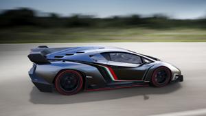 Veneno - New supercar from Lamborghini.
