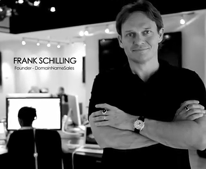 Frank Schilling: Domain Name Sales rolls out two videos on Domain Names & DNS