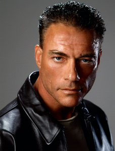 Eight Jean-Claude Van Damme commercials before GoDaddy