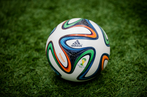 Brazuca - The official World Cup 2014 match ball.