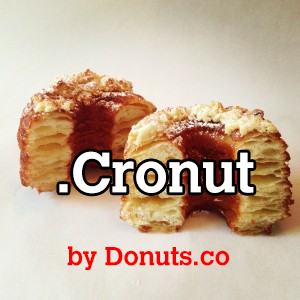 Dot .Cronut - Coming to a Registry in 2014.