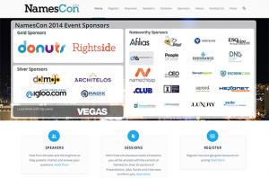 NamesCon 2014, in Las Vegas.