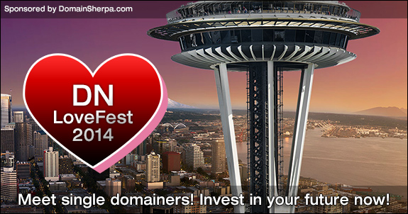 Sleepless in Seattle: DomainSherpa announces first ever DNLoveFest conference