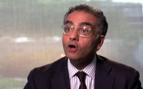 ICANN CEO, Fadi Chehadé.
