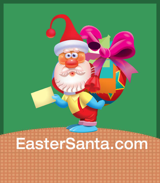 EasterSanta: The ultimate domain merger!