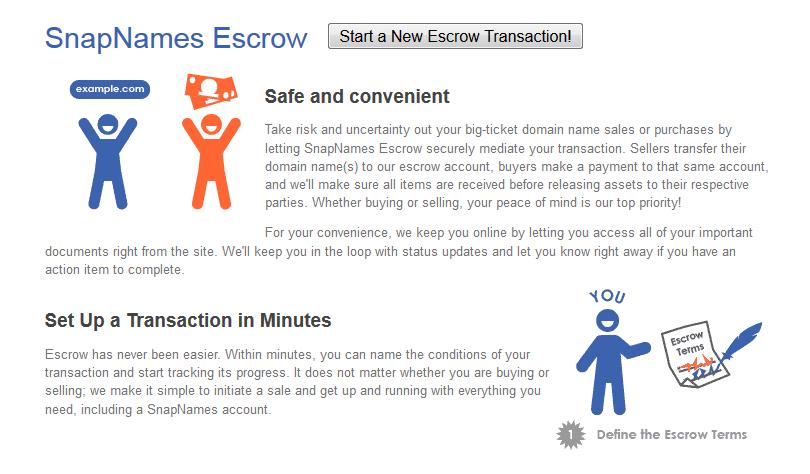 snapnames-escrow