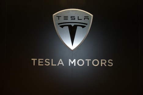 Tesla Motors does not own the .com.