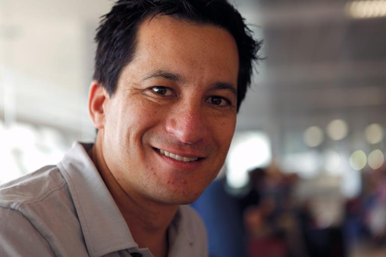 Richard Lau, founder of NamesCon.