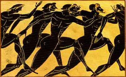 The 32nd Athens Marathon.