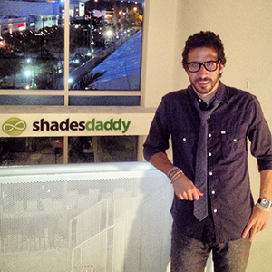Pablo Palatnik, ShadesDaddy founder.