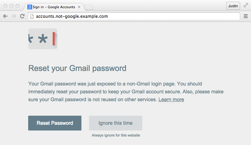 google-chrome-password-alert