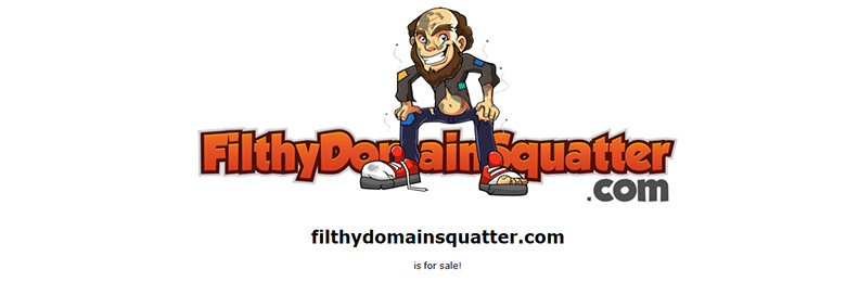 filthy-domain-squatter
