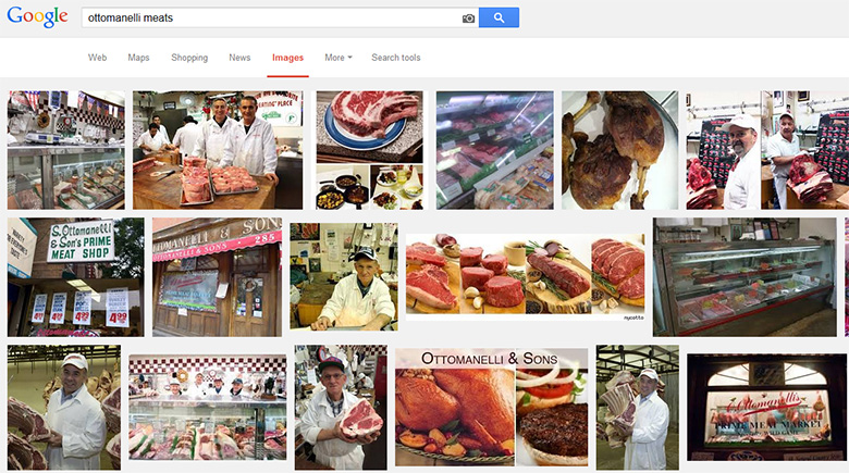 Ottomanelli Meats - Image search on Google.