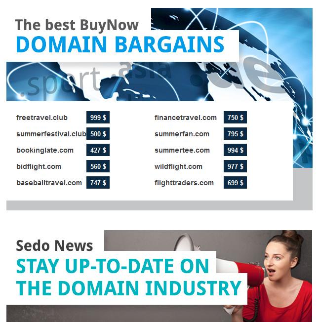 sedo-newsletter