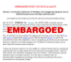 embargoed-press-release