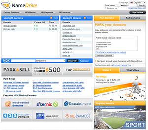 NameDrive.