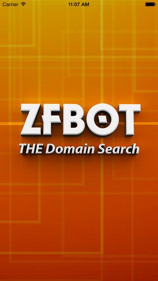 ZFBot app on iTunes.