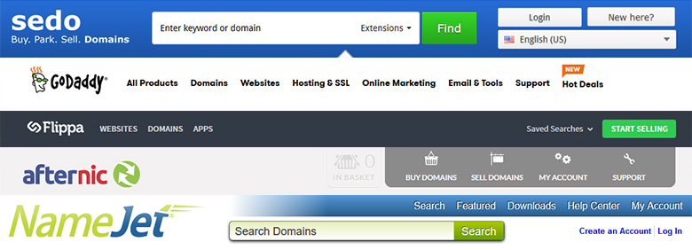 domain-aftermarket