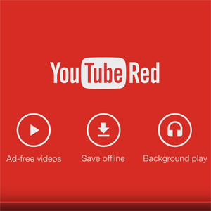 YouTube Red - Ad-free videos for $9.99 /month.