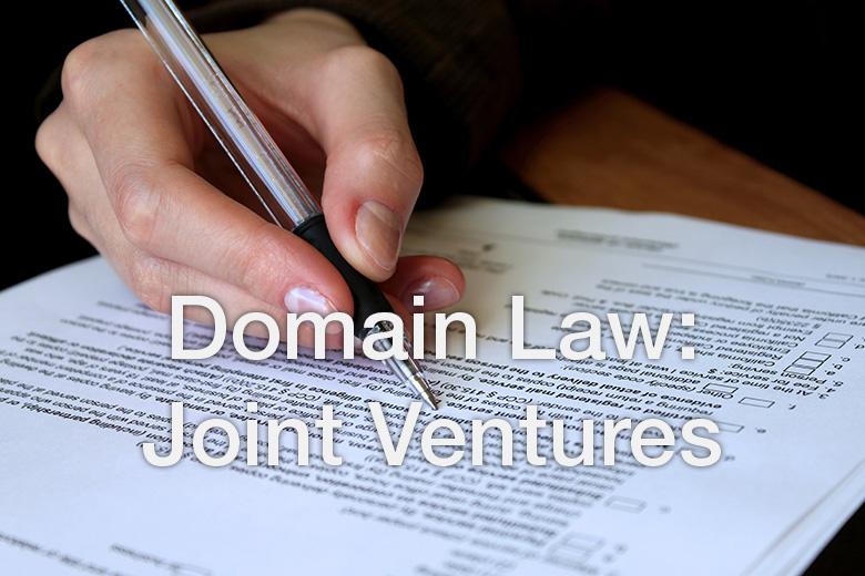 joint-ventures-domain-law