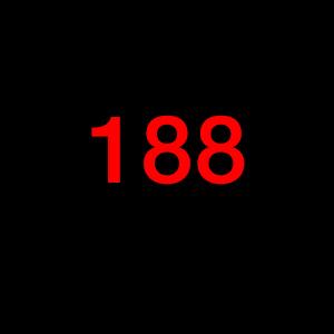 """188"" domains."